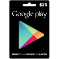 Google Play $25 Gift Card