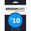 Amazon (US) Gift Card - USD 10