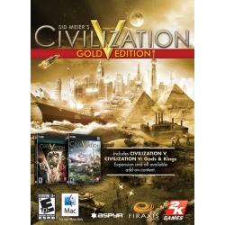 Civilization V 5 GOLD Edition