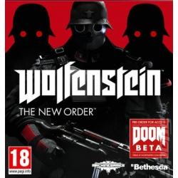 Wolfenstein: The New Order + DOOM 4