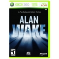 Alan Wake EU - Xbox 360