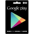 بطاقة جوجل بلاي 100 دولار