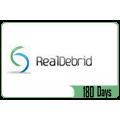 حساب ريل دبريد مميز لمدة 180 يوم
