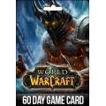 WoW 60 Day Game Card EU