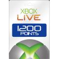 إكس بوكس لايف 1200 نقطة - عالمي