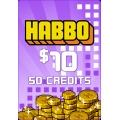 هابو هوتيل بطاقة فئة 10 دولار - عالمي