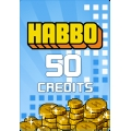 بطاقة هابو هوتيل 50 كريدتس - عالمي