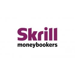 شحن Skrill رصيد 100 دولار