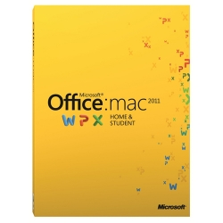 Office 2011 Home and Student