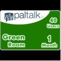 بالتوك - غرفه اخضر ٥٠٠ يوزر مع تاج ٣