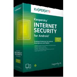 Kaspersky Mobile Security 1Y