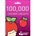 100,000 Cherry Credits