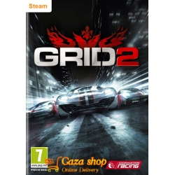 GRID 2 + 4 DLC - CD Key- Steam